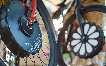 roue velo electrique tee bike