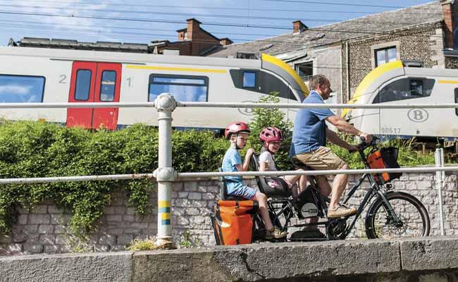 bike 43 famille vae