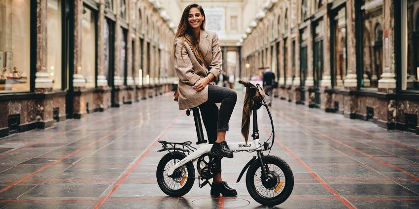 vélos électrique en stock